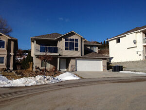 West Kelowna home for rent
