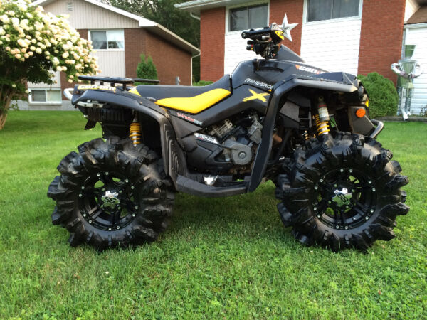 Used 2007 Can-Am Renegade X