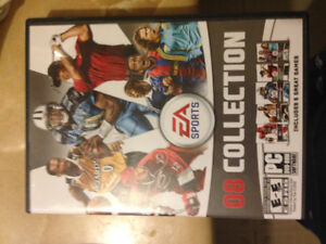 EA Sports 08 Collection For PC