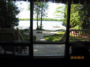 Absolutely Beautiful Waterfront Home-2 hrs from Kitchener