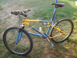 Cove Mantra Full Suspension Mountain Bike