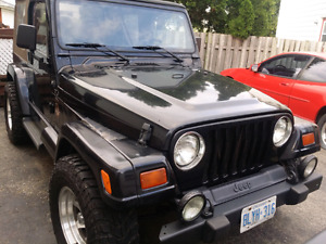 1999 jeep tj 4.0L 6cyl