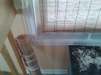 Store à enrouler en bambou allumette