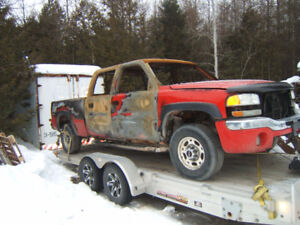 Wanted 1999 & Up Chev/GMC Trucks/SUV's for Parts