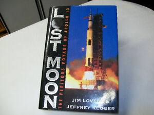 LOST MOON / THE PERILOUS VOYAGE OF APOLLO 13 / SIGNED