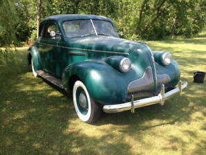 Buick 1939 Coupe Special 8