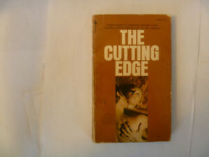 THE CUTTING EDGE by Ken Jackson - 1972 Paperback