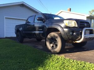2005 Toyota Tacoma double can long bed