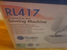 SEWING MACHINE RL417