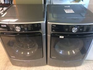 MAYTAG MAXIMA STEAM Laveuse Sécheuse Frontales Washer Dryer