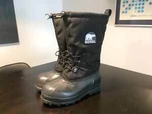 SOREL size 10 men's Winter Boots.