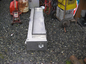 security lock box for in cab