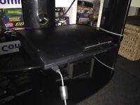 Playstation 3 slim 320gb controller and games
