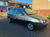 LHD LEFT HAND DRIVE 2004 VW VOLKSWAGEN POLO 1.4 PETROL + FREE DELIVERY IN UK