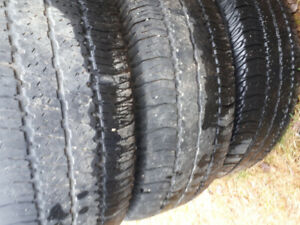 Tires for sale 60.00 each
