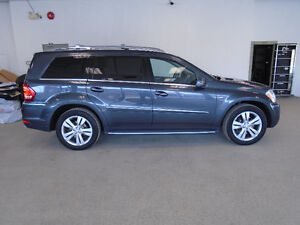 2011 MERCEDES GL350 BLU-TEC 7 PASS! 1 OWNER! NAVI! ONLY $23,900!
