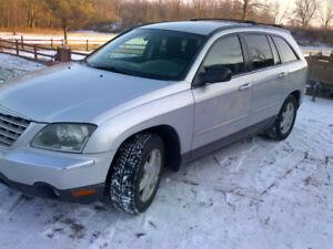 2004 Chrysler Pacifica - Daimler Engineering