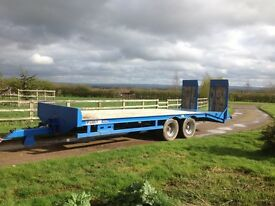 McCauley 25 Foot Low Loader