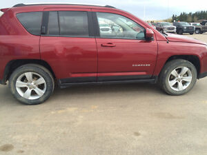 2014 Jeep Compass North Edition 4x4