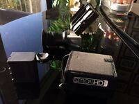 SmallHD DP4 hdmi monitor plus eye piece and battery