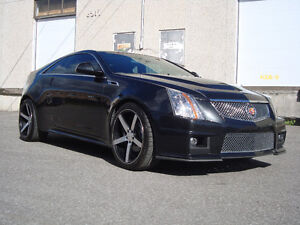 2011 Cadillac CTS 3.6 AWD Coupe (2 door)