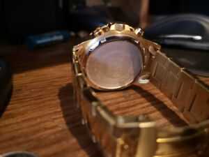 Invicta Signature II Chronograph Gold-tone Stainless Steel