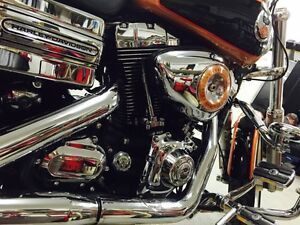 2008 HD Dyna Low Rider Anniversary edition. LOADED w/ extras