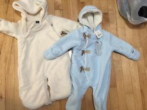 3-6 snow suit