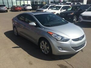 2013 Hyundai Elantra Limited at