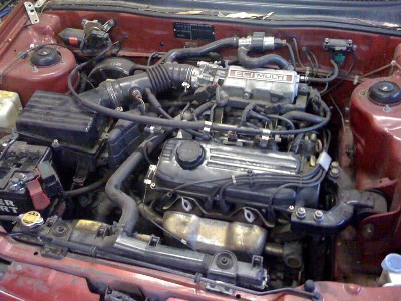 hyundai excel x2 1993 workshop service repair manual