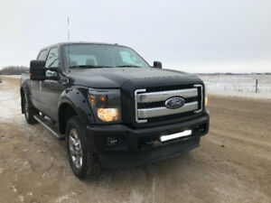 2011 Ford F-250 Super Duty Pickup Truck