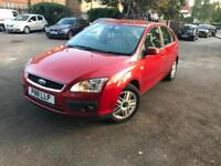 2005/55 Ford Focus 1.6 TDCI GHIA DIESEL SERVICE HISTORY LOVELY CAR