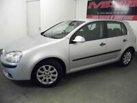 Volkswagen Golf 1.6 FSI ( 115PS ) 2005 (55) SE Lovely Condition Low Mileage
