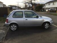 2003 Nissan micra automatic only done 35000 miles