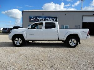 2010 Toyota Tacoma Limited Crew Long 4.0L Leather TRD 4x4