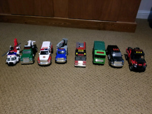 Truck and car for kids