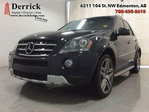 2011 Mercedes Benz M-Class   Used AWD AMG Sunroof Nav Lthr Sts H
