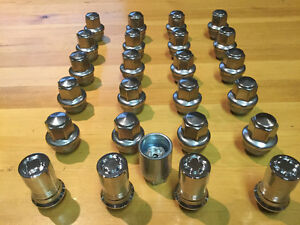 Lug nuts & locks for F150 2015-2017