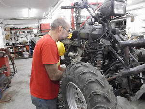Experienced Service For All Honda ATV'S Moose Jaw Regina Area image 18