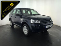 2012 LAND ROVER FREELANDER GS TD4 DIESEL ESTATE 1 OWNER SERVICE HISTORY FINANCE