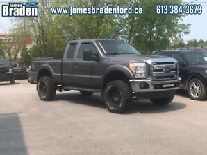 2013 Ford F-250 Super Duty XLT  - Local - Trade-in - $259.63 B/W