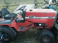 Wanted a old,broken,or unwanted small tractor