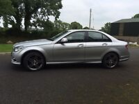 Mercedes c220 Se sports kit automatic