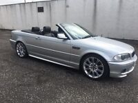 BMW 330 Msport Convertible , swap , px , try me