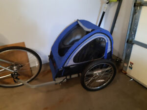 Scwhinn Two Seat Bike Trailer
