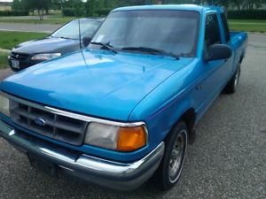 1994 Ford Ranger 2WD