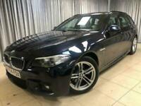 2014 64 BMW 5 SERIES 2.0 520D M SPORT TOURING 5D 188 BHP DIESEL