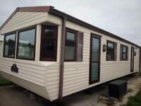 *FOR SALE *STATIC CARAVAN *WILLERBY COUNTRYSTYLE*MORECAMBE* CONTACT BRIAN
