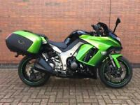 2013 - 63 PLATE - KAWASAKI Z1000SX - MINT ONLY 9K MILES - PANNIERS - FULL S/H