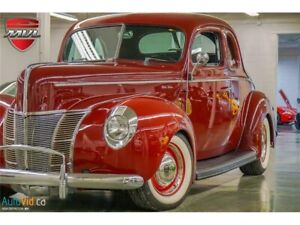 1940 Ford Deluxe Coupe -